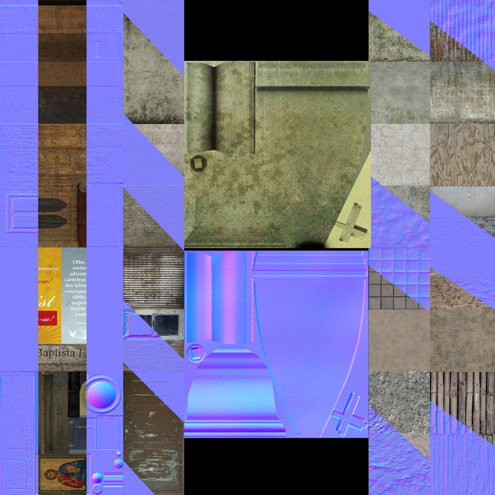 Frank pusateri arch layout sheet