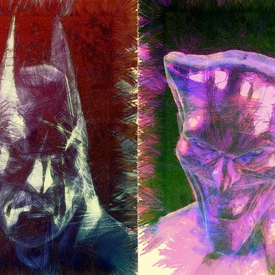 Pete mc nally petemcnally aas batman joker