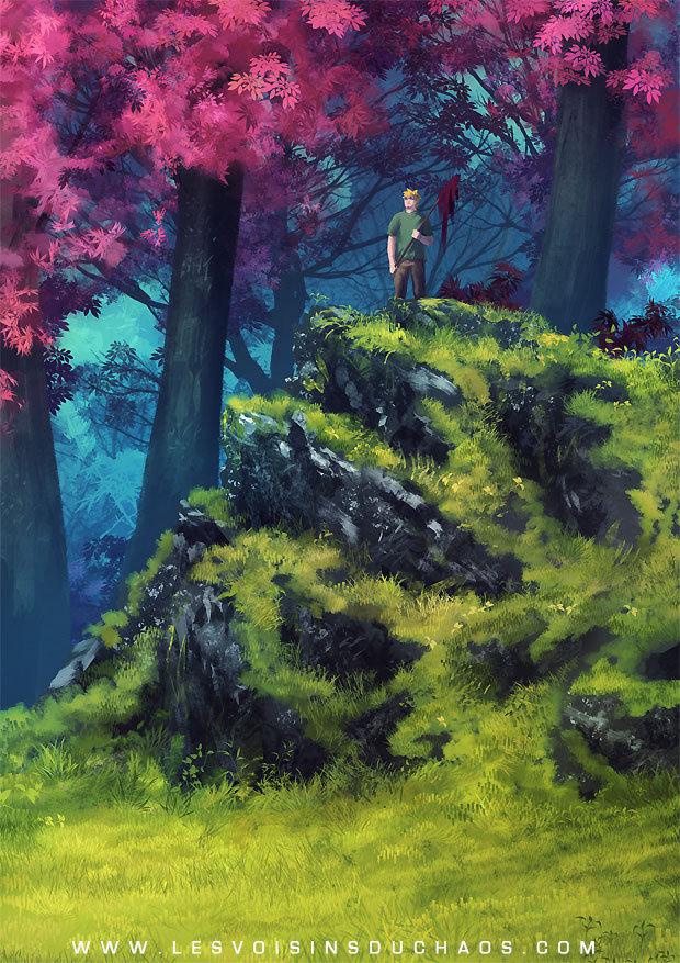 Sylvain sarrailh zligeforest by tohad d80kwtg