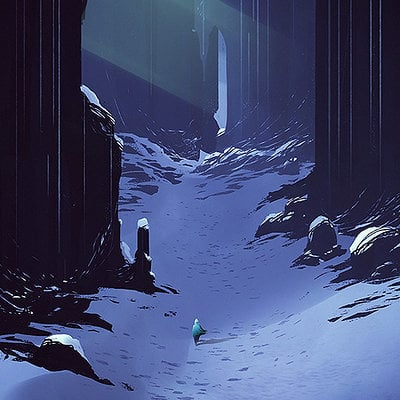 Christopher balaskas dark winter as
