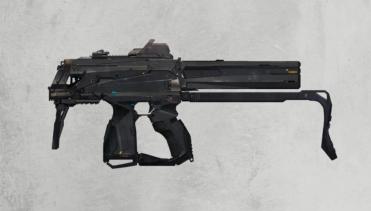 Vadim sverdlov gun color 3