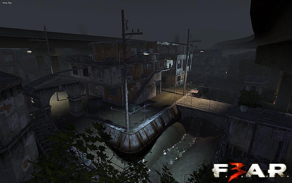 Frank Pusateri - Fear 3 Mech Assault
