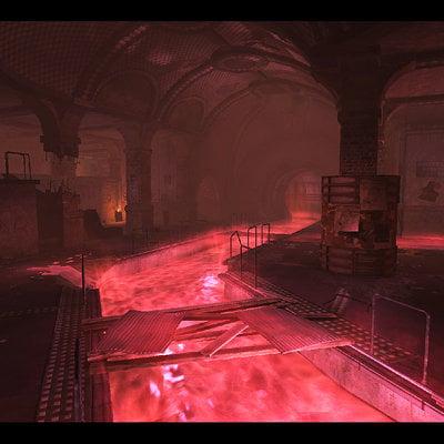 Boyd mckenzie 11 pink slime sewer