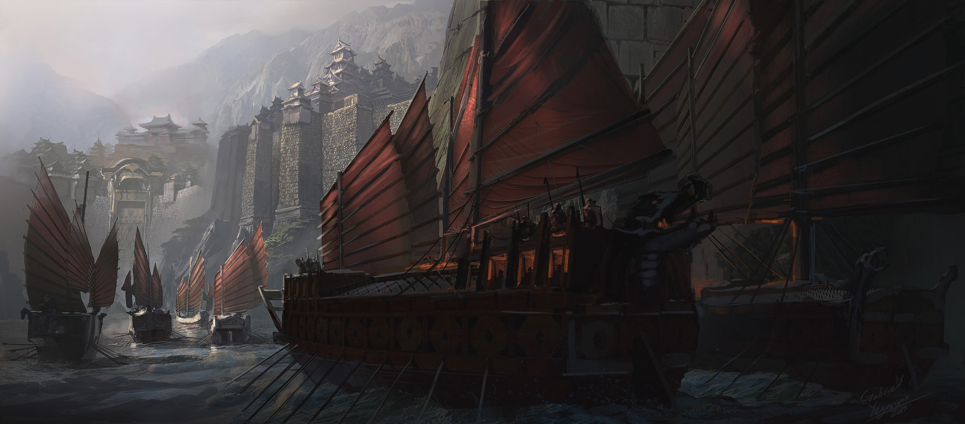 Gabriel yeganyan invasion2