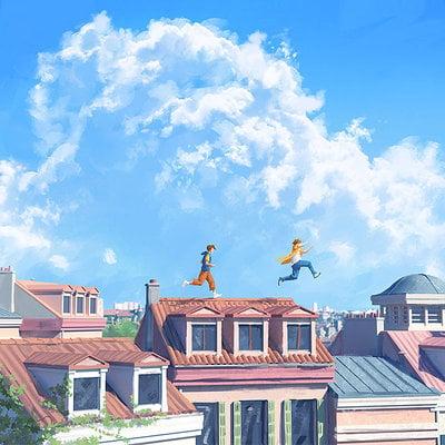 Sylvain sarrailh rooftop