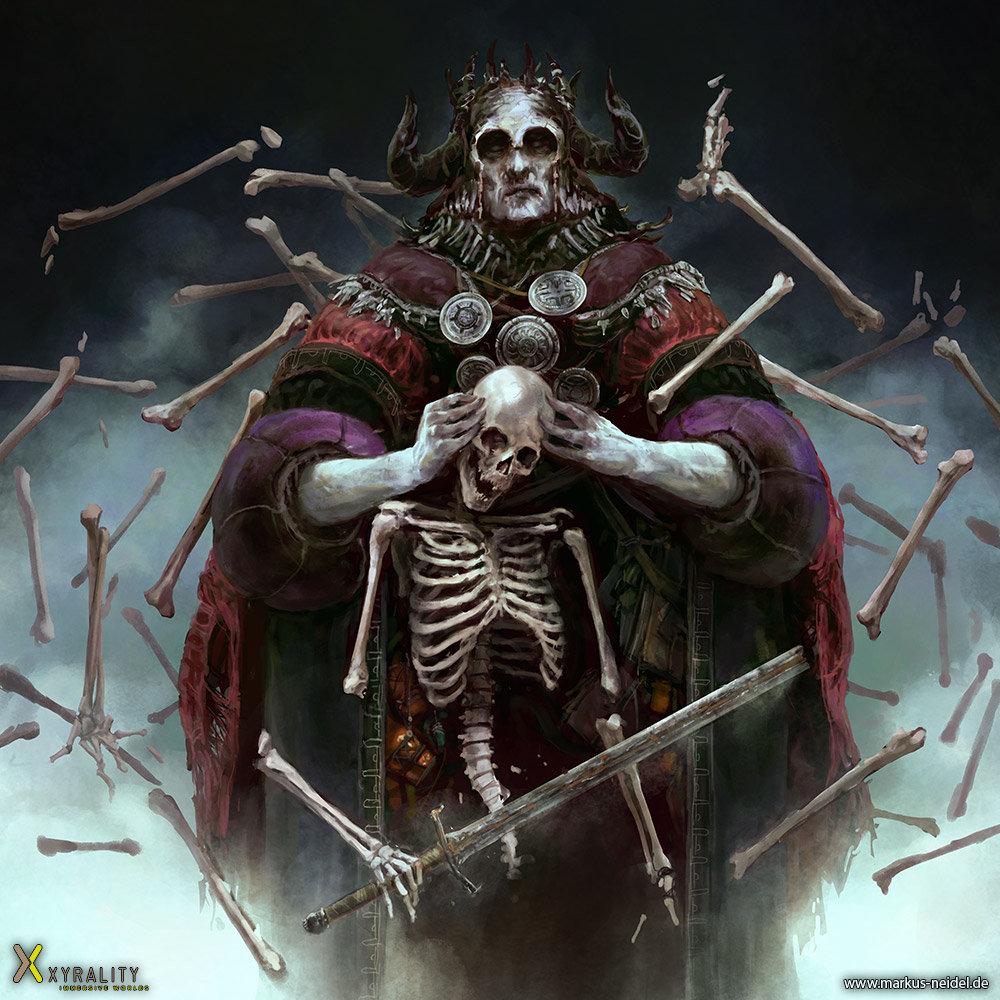 Markus neidel necron