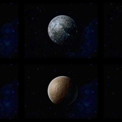 Boyd mckenzie planets