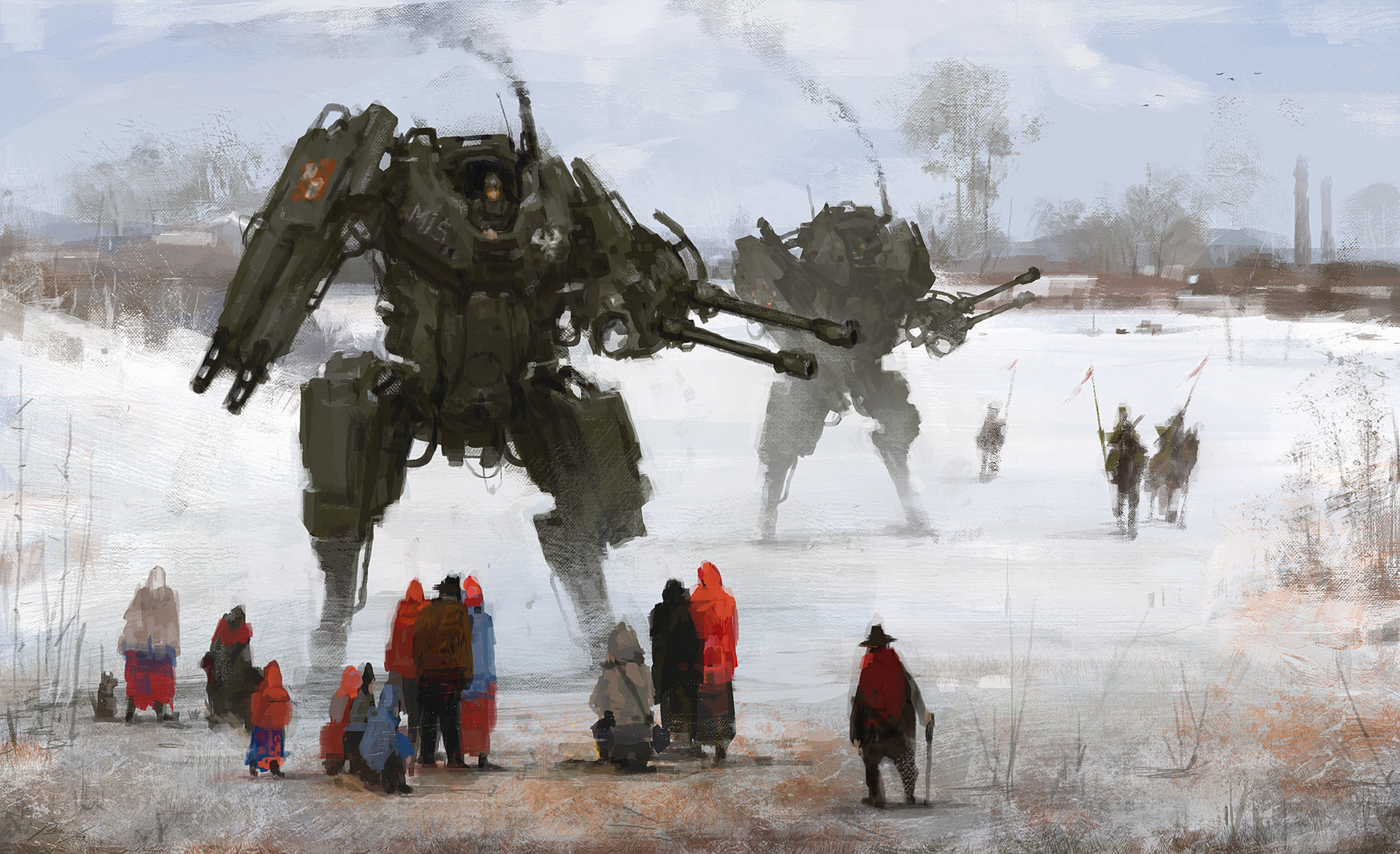 Jakub rozalski 1920 winter01 small