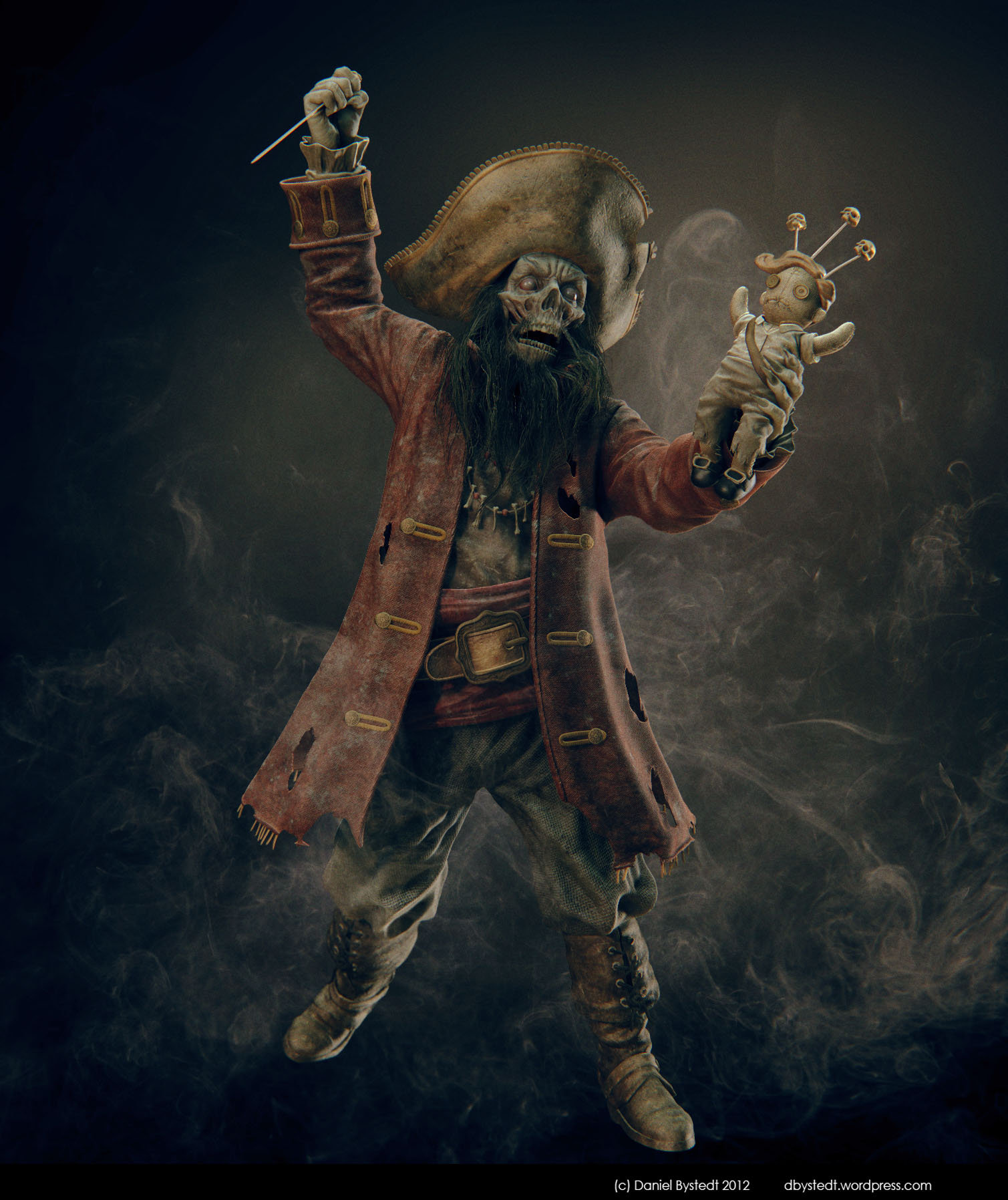 Daniel bystedt lechuck wholebody