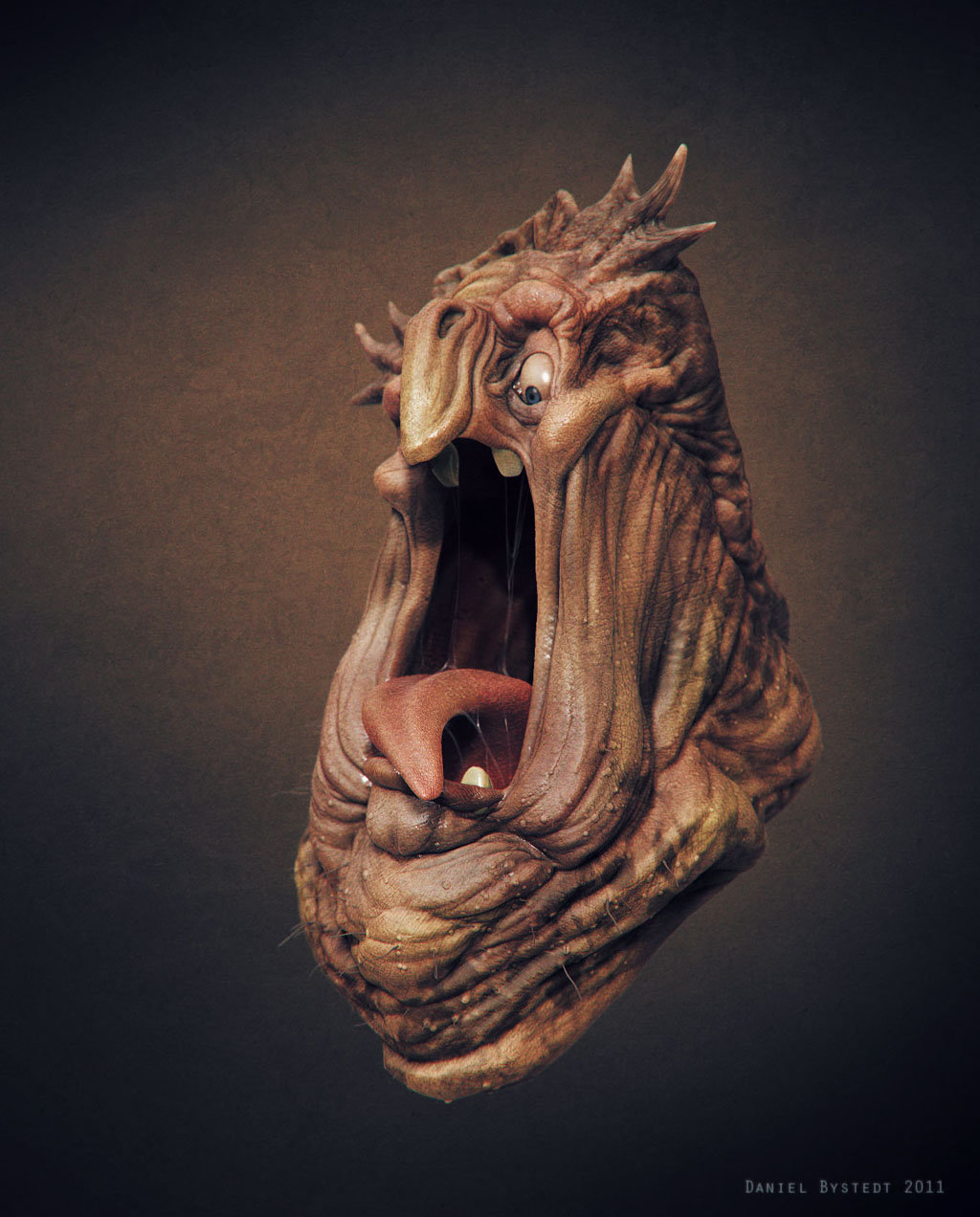 Daniel bystedt mouth monster 2