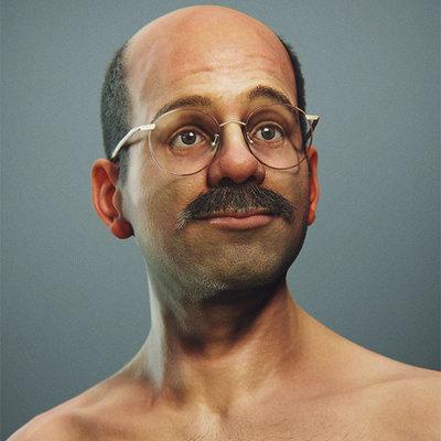 Daniel bystedt tobias funke portrait front small