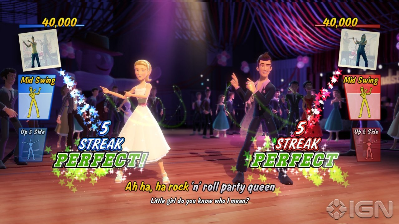 Grease Wii edition