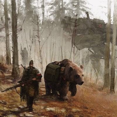 1920 - into the wild