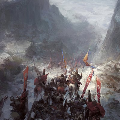 Fenghua zhong the battle begins