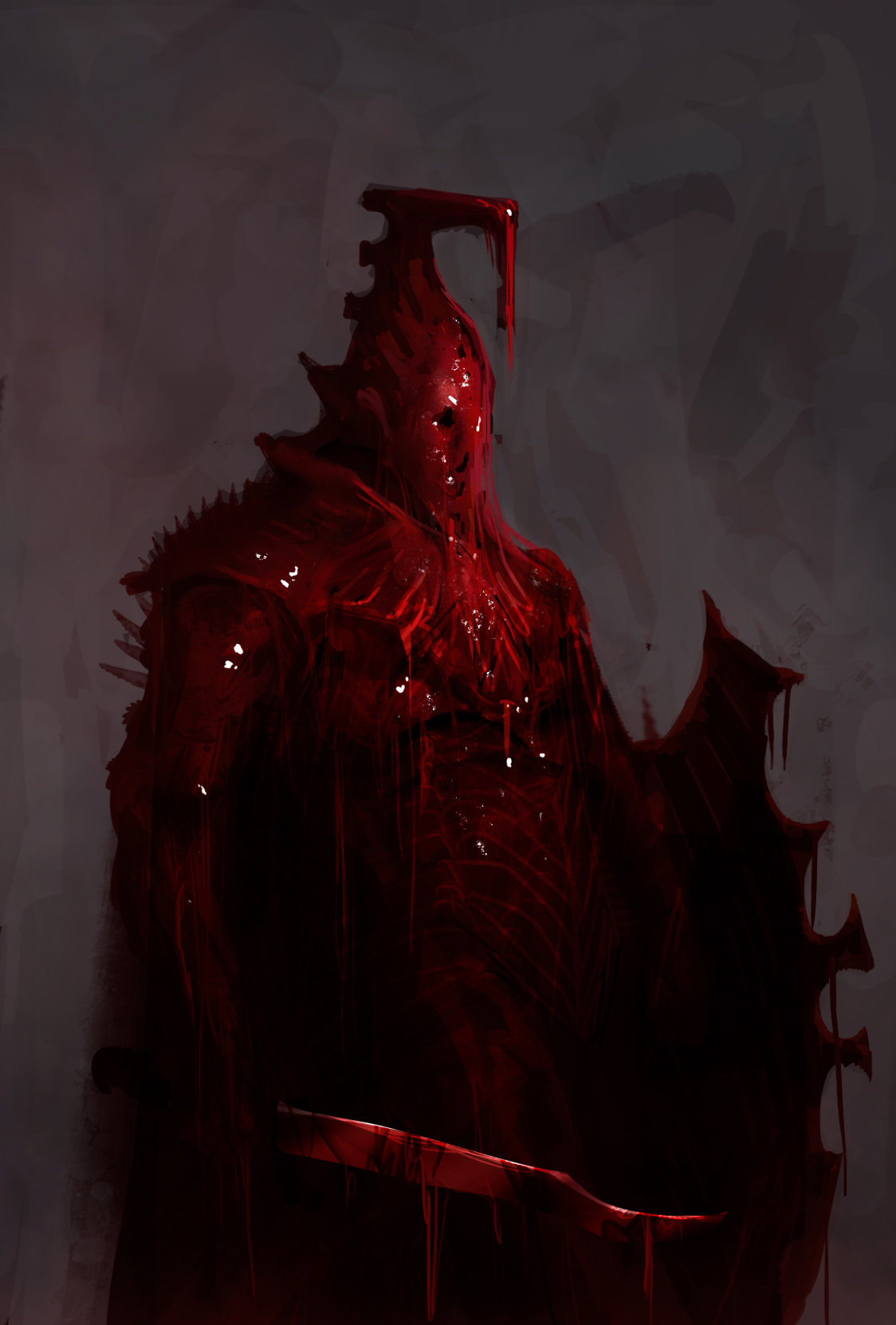 The Bloody Tyrants Siege [Job/Raid/Plot] Chenthooran-nambiarooran-blood-armour