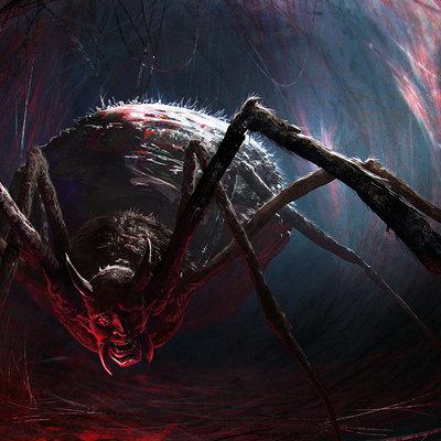 Chenthooran nambiarooran grieve spider form 3