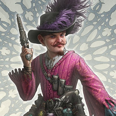 Kerem beyit florent m gnome bard final larger by kerembeyit