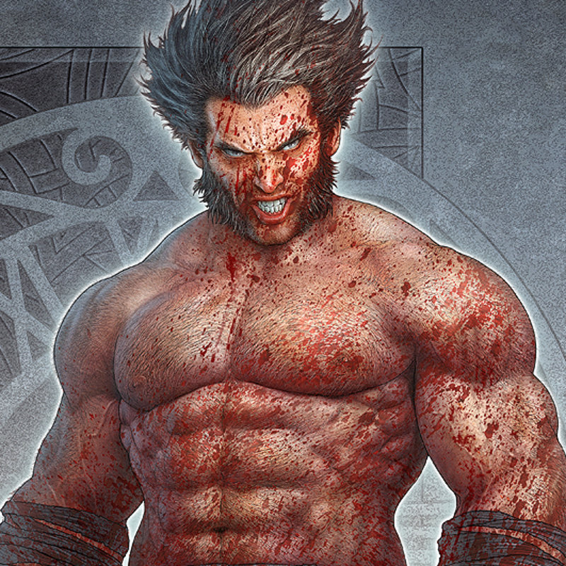 Artstation Wolverine Fan Art Kerem Beyit Interiors Inside Ideas Interiors design about Everything [magnanprojects.com]