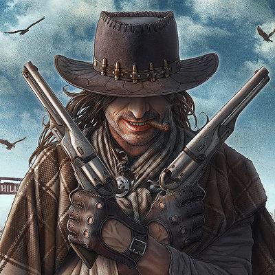 Kerem beyit western series gunslinger 2by kerembeyit