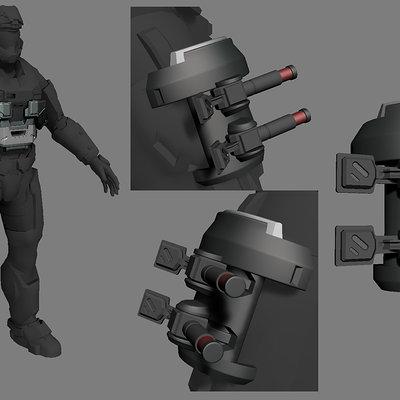 Zeke garcia armor perm malcolm