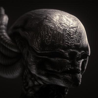 Christoph schindelar alien head octane post