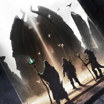 Ray lederer meridia entrance dsktp