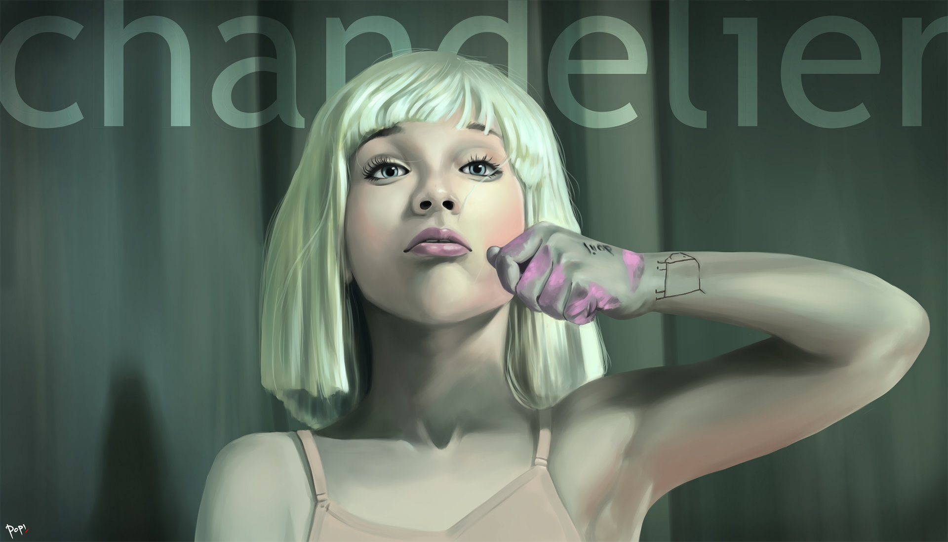 Artstation maddie ziegler pop ipop scroll to see more aloadofball Choice Image