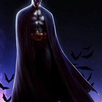 Thomas wievegg batman