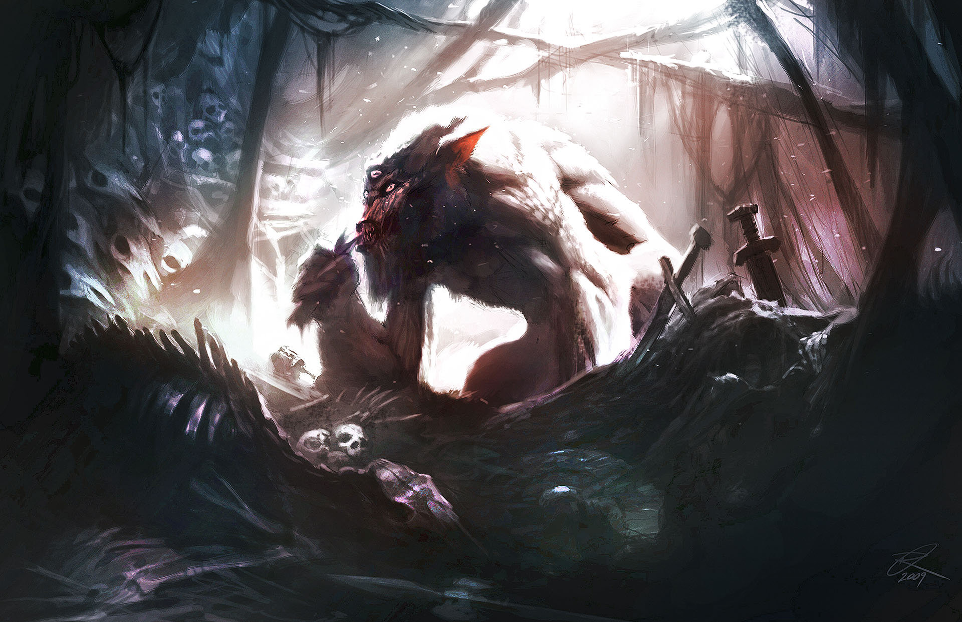 Ray lederer troll lair prinweb