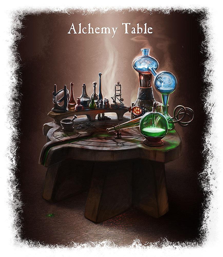 Ray lederer table alchemy web