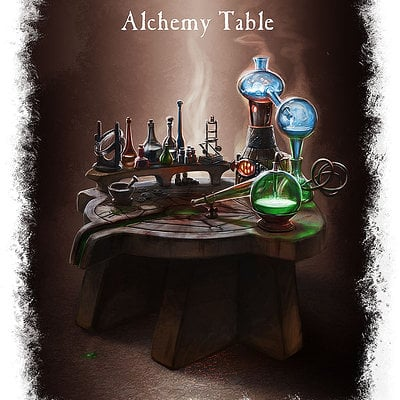 Ray lederer table alchemy web