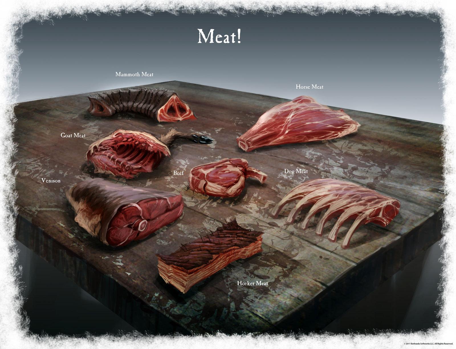 Ray lederer ray lederer tesv meat