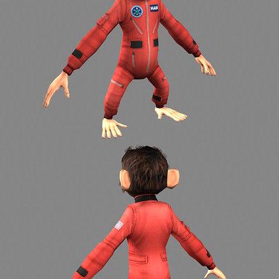 Lloyd chidgzey spacechimps 1