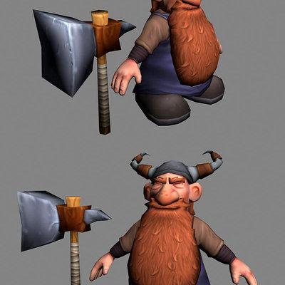 Lloyd chidgzey dwarf03a 1