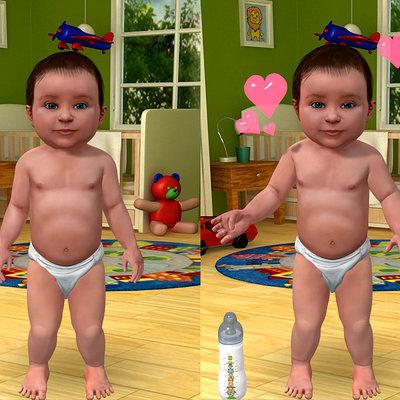 Lloyd chidgzey baby app1