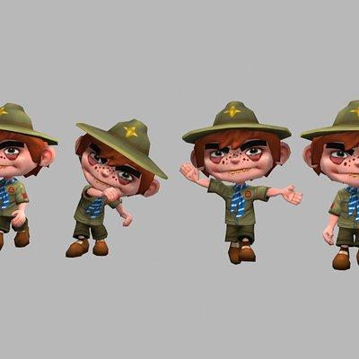 Lloyd chidgzey scout1