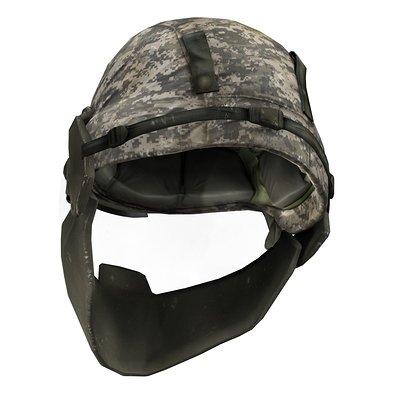 Lloyd chidgzey us soldier helmet05