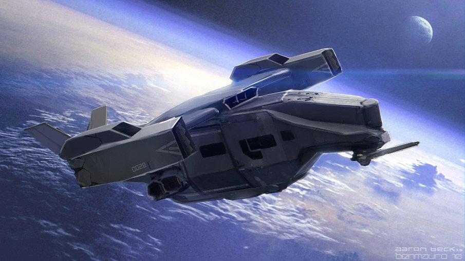 Ben mauro o raven space 01b bm 905