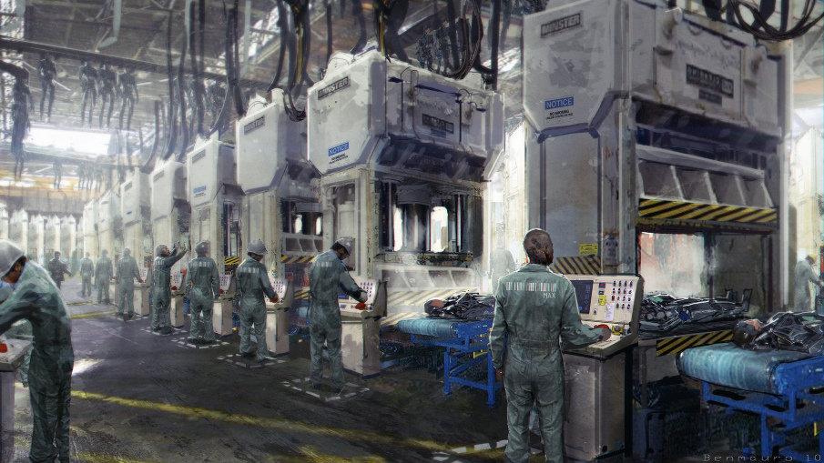 Ben mauro e factory 01c bm 22 905