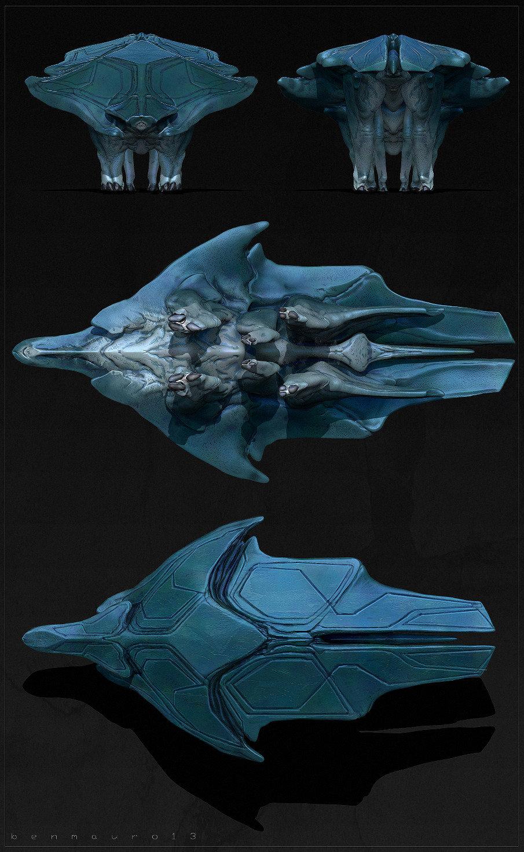 Ben mauro blue kk 01b bm 905