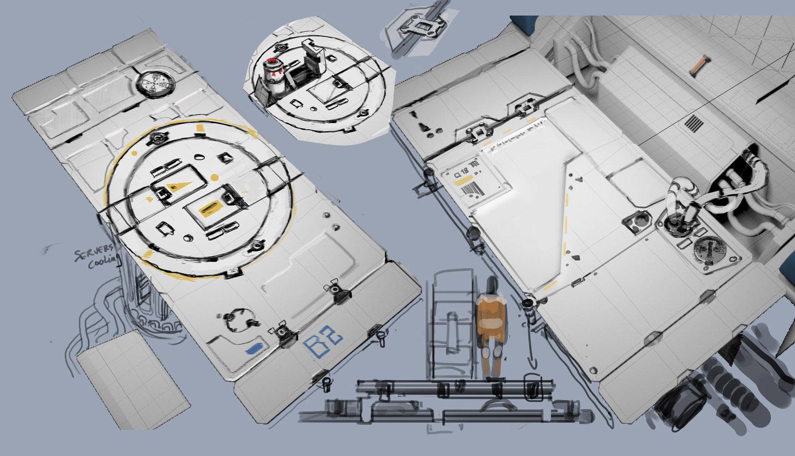 Exoplanet Station Design 02