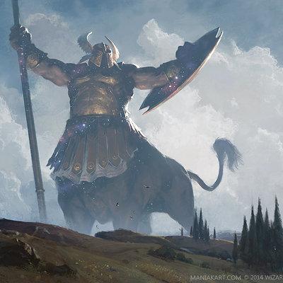 Slawomir maniak iroas god of victory