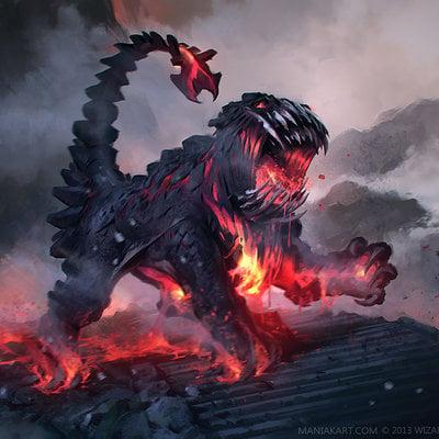 Slawomir maniak molten beast