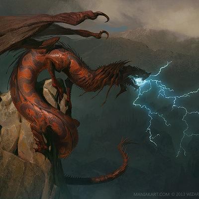 Slawomir maniak stormbringer dragon