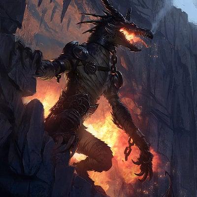 Slawomir maniak descending dragonian ruler