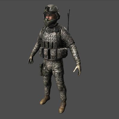 Lloyd chidgzey soldier turn5