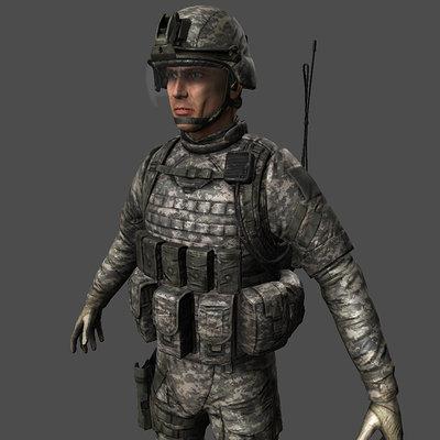 Lloyd chidgzey soldier4