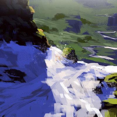 Alfven ato falls