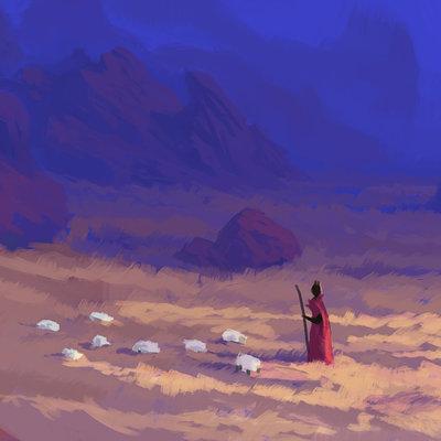 Alfven ato nomad