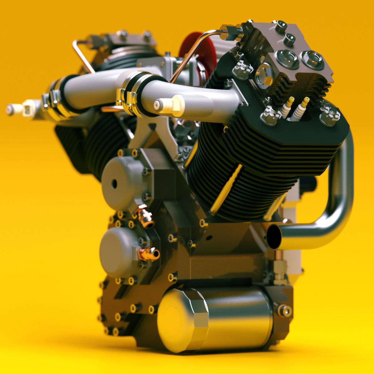 Michael marcondes engine v twin 04